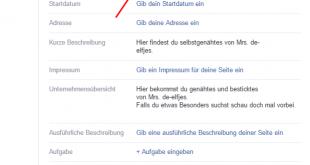 Wie lege ich mir eine eigene Facebook-URL an?